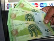 Venezuela's bolivar fuerte notes