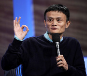 Jack Ma of Alibaba Group