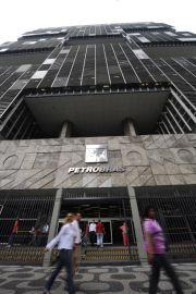 Petrobras building in Rio de Janiero