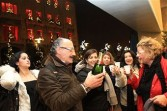 Lebanese Revellers greet New Year 2011