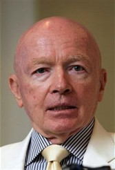 Mark Mobius, chairman Templeton Asset Management