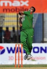 Mashrafe Mortaza, Bangaldesh pace bowler