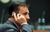 Radek Sikorski, Poland's foreign minister, on the line
