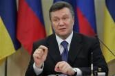 viktor yanukovich, president of Ukraine