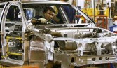 India auto factory