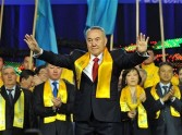 Nursultan Nazarbayev