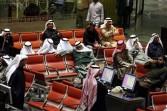 Stock Exchange in Kuwait City on December 23, 2008