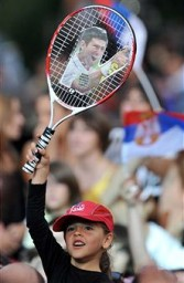 Novak Djokovic, Wimbledon tennis champion 2011