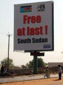South Sudan poster