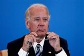Joe Biden in Beijing, China