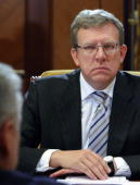 Alexei Kudrin, finance minister
