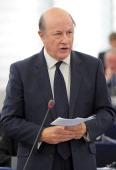 Jacek Rostowski, Polish finance minister, Sept 2011