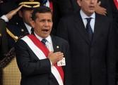 Ollanta Humala, Peru's president