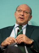 Trevor Manuel, South Africa's National Planning Commission chief June 2011