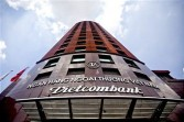 Vietcombank headquarters in Hanoi July 2011