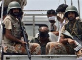 pakistani military attempt to curb violence