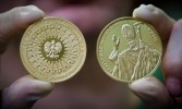 Poland gold zloty, Getty