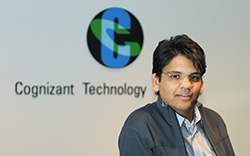 Francisco D'Souza, Cognizant CEO