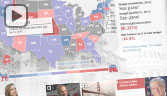 US midterms interactive graphic