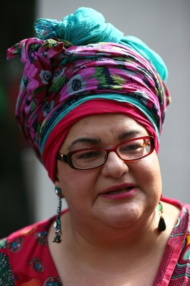 Founder Of Kids Company Camila Batmanghelidjh Leaves LBC Studios