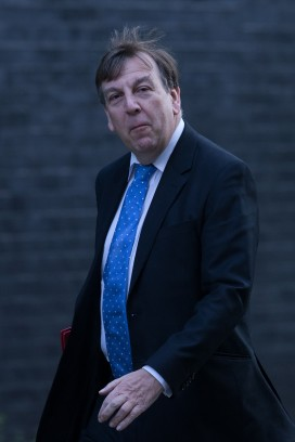 John Whittingdale, secretary of state for culture, media and sport