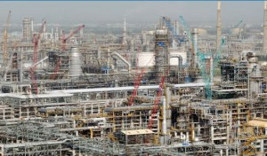 Reliance's Jamnagar refinery