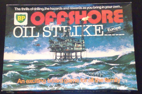 BP Offshore Oil Strike game. Source - Flickr user Frankie Roberto