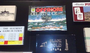 BP Offshore Oil Strike game & other oil games. Source - Flickr user Frankie Roberto