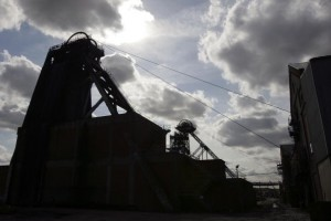 Hatfield colliery, owned by Powerfuel