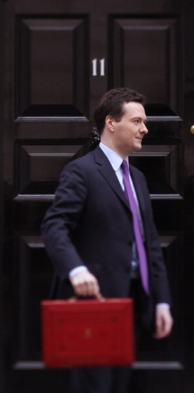 George Osborne