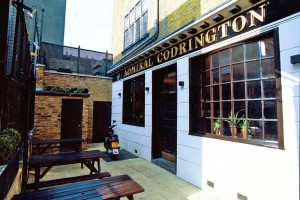 The Admiral Codrington
