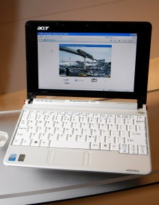 Your chance to win an Acer Aspire One netbook