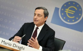 Mario Draghi (DANIEL ROLAND/AFP/Getty Images)