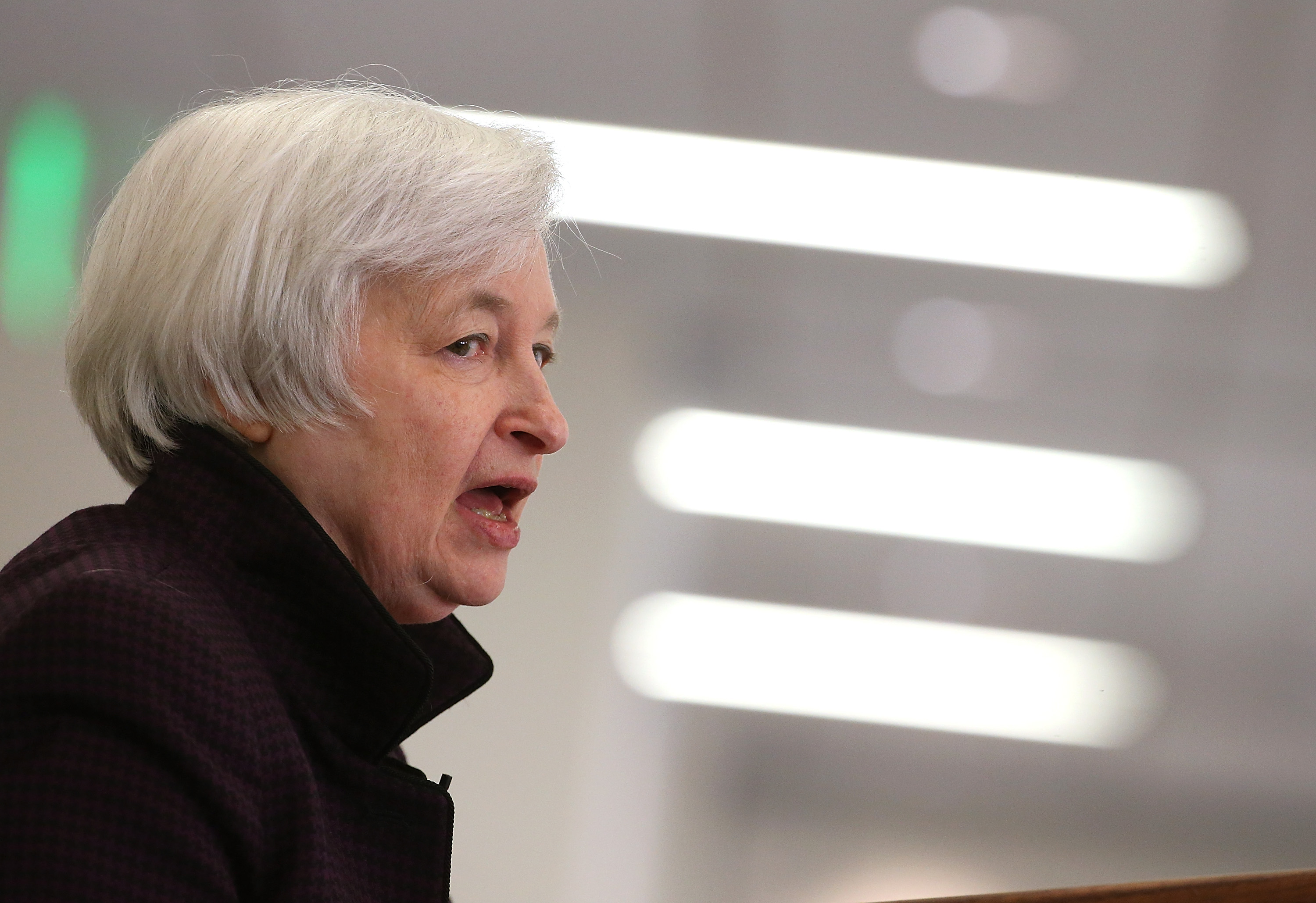 Yellen globalization makes higher education increasingly important wall street journal - Yellen Discusses Monetary Policy At Federal Reserve Bank In San Francisco