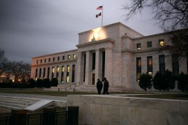 The Federal Reserve Begins Last Meeting Of 2008