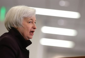 Yellen Discusses Monetary Policy At Federal Reserve Bank In San Francisco