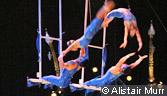 Cirque du Soleil at the Royal Albert Hall