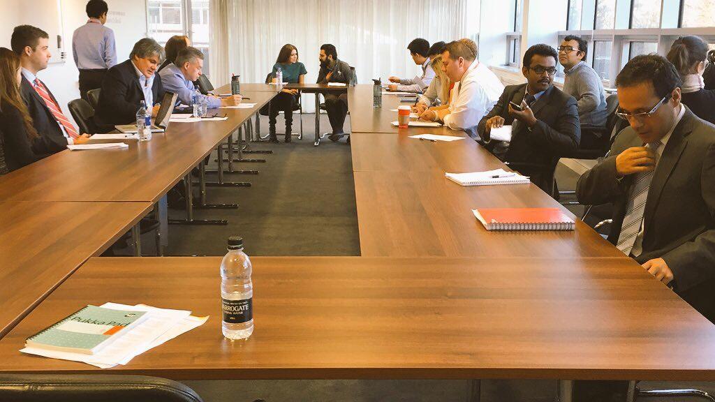 Mastering boardroom impact through simulation