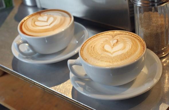 Artisinal coffee