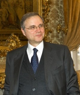 Ignazio Visco. Image by Bank of Italy. 