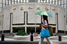 People's Bank of China. Image by Getty. 