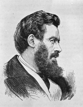 Walter Bagehot. Image by Getty.
