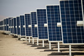 CHILE-ENERGY-RENEWABLES-SOLAR
