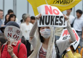JAPAN-PROTEST-NUCLEAR