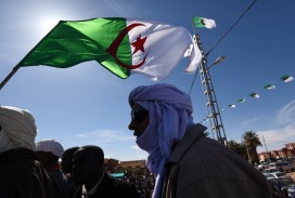 ALGERIA-GAS-SHALE-ENVIRONMENT-DEMO