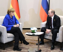 TURKEY-G20-SUMMIT-PUTIN-MERKEL