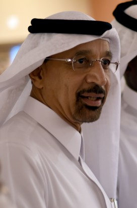 Khalid al-Falih, the new Saudi oil minister