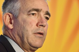 Simon Henry, Royal Dutch Shell CFO