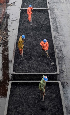 China is restructuring its domestic coal industry