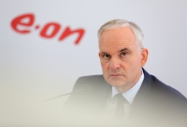 Johannes Teyssen, chief executive, after Eon's annual results on 15 March